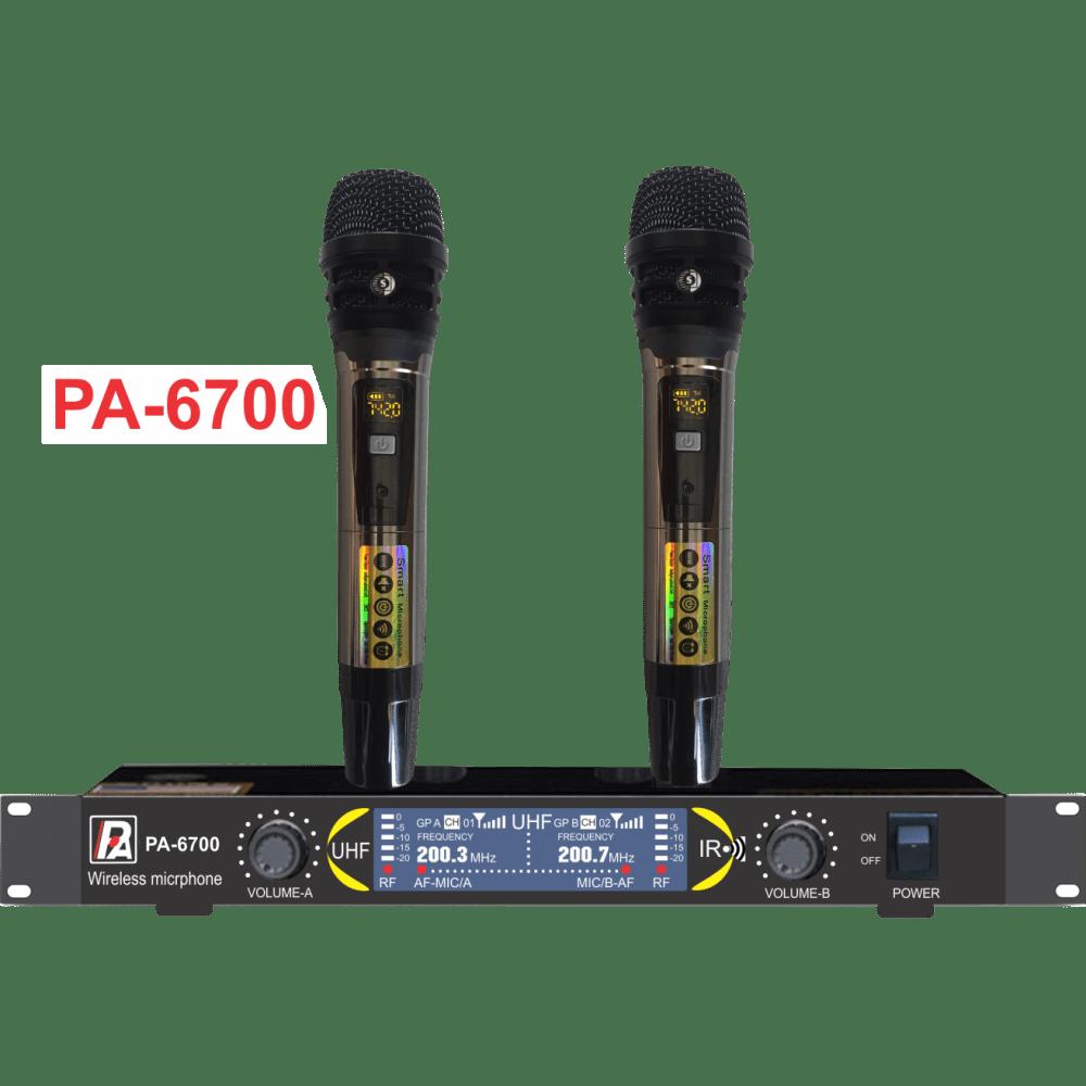 MICRO PA -6700