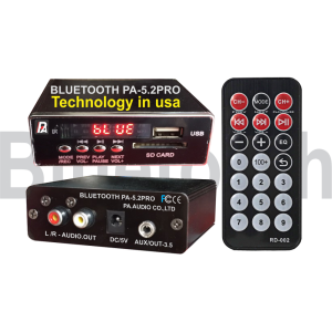 BLUETOOTH PA-5.2PRO
