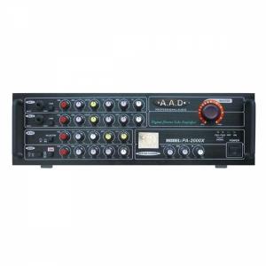 AMPLI PA 2000X