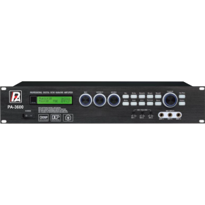 AMPLIFIER IPA PA3600