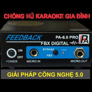 CHỐNG HÚ FBX IPA PA-6.0PRO