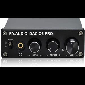 DAC IPA- Q8PRO