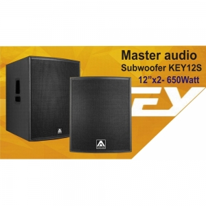 MASTER AUDIO SUB-KEY12S