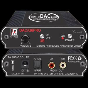 DAC IPA- Q6PRO